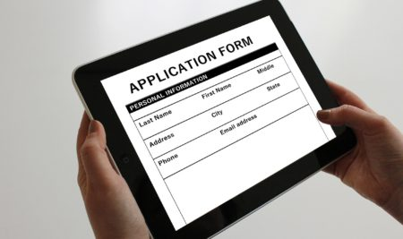 Applications for 8th Std for AY 2021